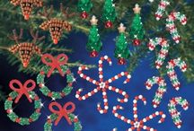 Christmas Craft Kits / Fun for the who family and great for gift giving!