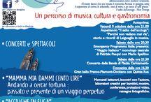 IL SALTO DELL'ACCIUGA LAIGUEGLIA / Il Salto dell'acciuga: manifestazione di street food a Laigueglia