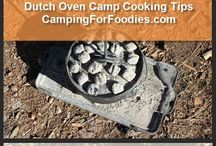 Recipes - Camp Oven