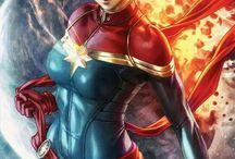 Capitain Marvel