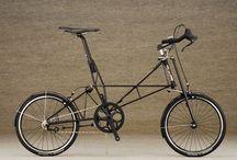 Bike / human powered / by Hiroshi Neya