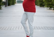 Caroline Curran Maternity Style / Women's maternity fashion from lifestyle and fashion blogger Caroline Curran