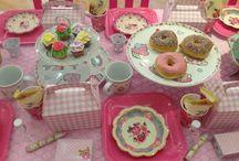 Birthday - Tea Party