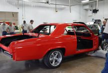 Auto/Custom Paint & Fab/HPEM / Learn all the details about this program on our website at http://www.lakeareatech.edu/academics/ This program fills fast so submit your application early! / by Lake Area Tech