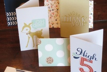 Stampin' Up! My Digital Studio cards & projects
