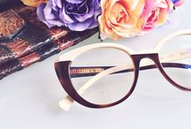 Eyewear love #Specs #Glasses / Now that I need glasses my world has opened up!