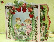 Berry Cafe Collection / The new Summer collection from Heartfelt Creations!