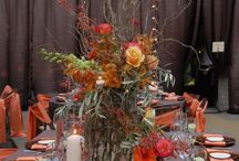 Fall Wedding Inspiration / The color and vibrance of fall make it the perfect season for weddings. Here are some of our favorite fall wedding pins.