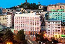 Hotels - Genoa, Italy / Hotels in Genoa, Italy  www.HotelDealChecker.com