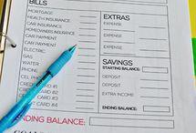 Бюджетные листы