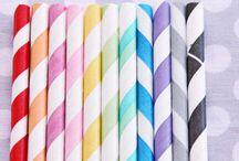 Stripey Straws / by Harry Ali