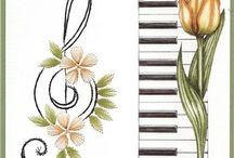 Muziek sleutel