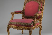 Armchairs, chairs, art deco, art noveau