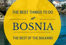 Travel in Bosnia & Herzegovina