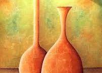 вазы кувшины