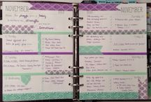 Planner Peace / Decorating ideas for day planner