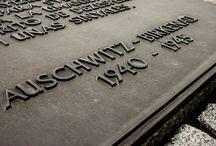 Monument in Birkenau