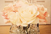 Wedding Flower & Centerpieces / All my favorite ideas for wedding day flowers