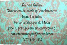 Patricia Guillen. Diseñadora