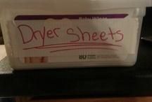 Laundry Room Organization / by Lauren Green
