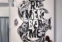 - TYPE - / Inspiration
