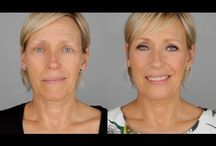 Mature makeup looks