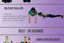 Exercises - Arms / Exercises that help to tone the arms.