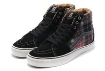 Vans Men & Women Pearl Jam Sk8-Hi Shoes Black/Flannel