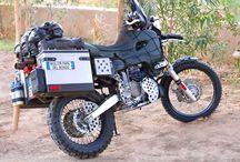 Honda XR 650 R 2001.