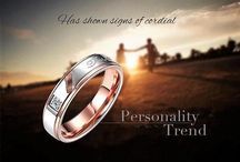 Wunderschön Edelstahl Ring Rose Vergoldet Zirkon Gr 56 (17,8 mm Ø) G 4,5 g 13,90 Euro