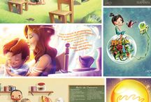 Andre Muller / Lemonade Illustration Agency / Andre Muller is represented worldwide by Lemonade Illustration Agency. Lemonade is multi-disciplined Artist Agency representing over 125 leading illustrators. This is just a small selection of images from the illustrator's portfolio.