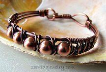 biżuteria metal