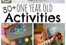 Activities for Kenzie