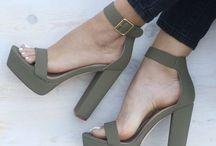 Shoes-heels