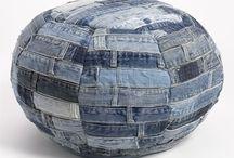 Jak przetworzyć jeans ?