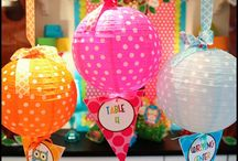 Great Party Ideas - Birthdays, Showers, Weddings, etc. / http://www.karaspartyideas.com/search/label/first%20birthday / by Heather Utter Finch