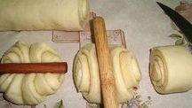 tészta formázása