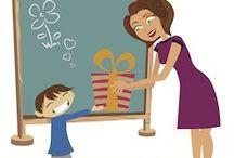 Teacher gifts / Ideas for teacher gifts