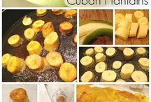 Cuban recipies
