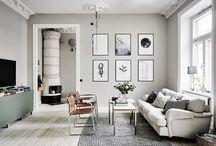 Enterior - living room