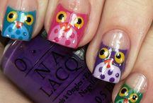I think I'll paint my nails <3