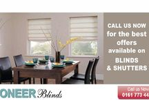 Window Blinds in Manchester / Pioneer Blinds is one of the foremost companies in the field of window blinds manufacturing that have attracted many customers. Visit: http://www.pioneerblindsnw.co.uk