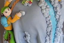 kletterwand Torte