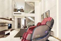 Ghế massage toàn thân Shika SK-8928