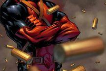 Comic Heroes - Deadpool