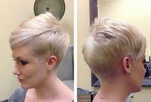 Tagli e colore di capelli