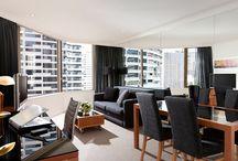 Apartment accommodation