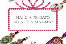 Festa della Mamma! / Hai già pensato alla tua mamma?  #IsolaBellaGioielli celebra la #FestaDellaMamma!