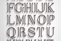 caratteri alfabeto