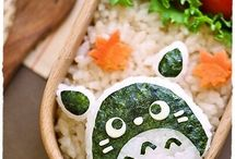 Japanese Bento / by Anne-Marie Courtois